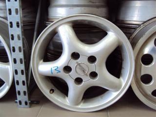 Запчасть диск колесный литой Opel Vectra B 2000