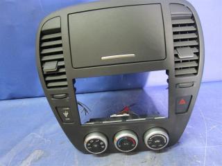 Запчасть панель кондиционера Nissan Bluebird Sylphy 2012
