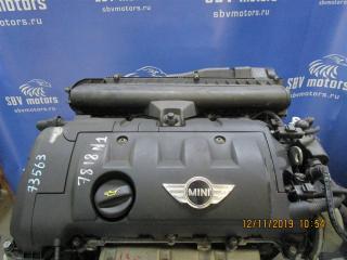 Запчасть двигатель Mini Cooper 2007