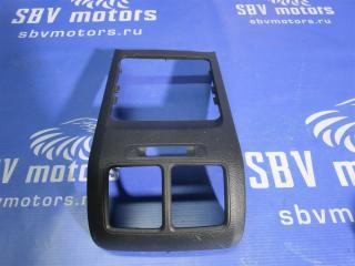 Запчасть накладка центральной консоли задняя Volkswagen Golf 6 2012