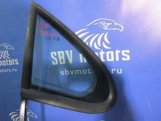 Запчасть стекло двери заднее правое Peugeot 207