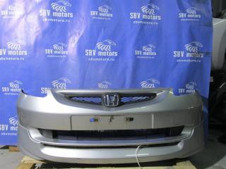 Запчасть бампер плюс накладка задняя. передний Honda Fit / Jazz