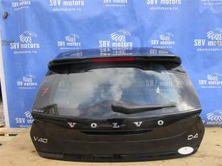 Запчасть крышка багажника Volvo V40 2017