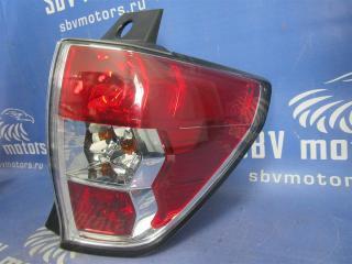 Запчасть фонарь задний задний правый Subaru Forester 2010