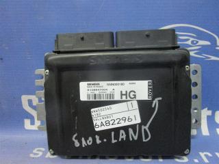 Блок управления двигателем Land Rover Freelander L314 2006