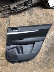 Карточка дверная задняя правая Subaru