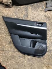 Карточка дверная задняя левая Subaru