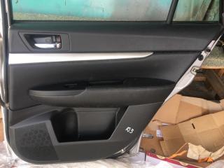 Карточка дверная задняя правая Subaru Outback 2010