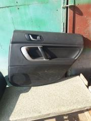 Карточка дверная задняя правая Subaru Legacy 2006