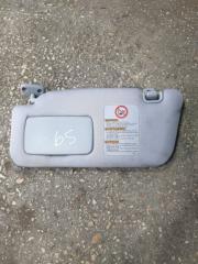 Козырек солнцезащитный передний левый Subaru Forester 2003