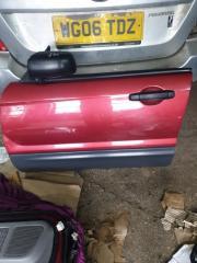 Дверь передняя левая Subaru Forester 2003
