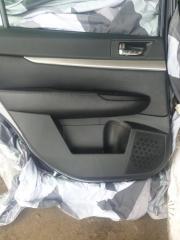 Карточка дверная задняя левая Subaru Outback 2010
