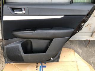 Карточка дверная задняя правая Subaru Legacy 2010
