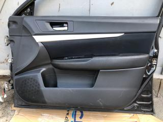 Карточка дверная передняя правая Subaru Legacy 2010