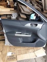 Карточка дверная передняя левая Subaru Impreza 2008