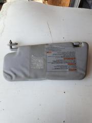 Козырек солнцезащитный правый Subaru Impreza 2002