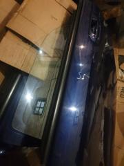 Стекло двери задней заднее левое Subaru Impreza 2002
