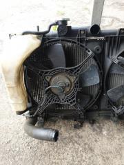 Диффузор левый Subaru Impreza 2002