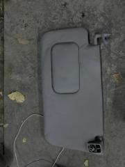 Запчасть козырек солнцезащитный передний левый Subaru Forester 2001