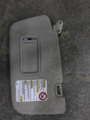 Козырек солнцезащитный левый Subaru Impreza 2007