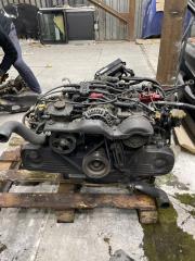 Двигатель Subaru Forester 2001