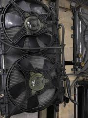 Вентилятор радиатора левый Subaru Forester 2001