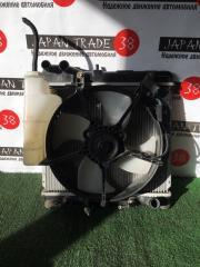 Радиатор HONDA FIT