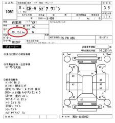 Акпп Honda Cr-V RD1 B20B 1996