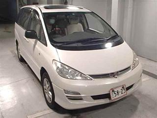 Акпп Toyota Estima MCR40 1MZFE 2003
