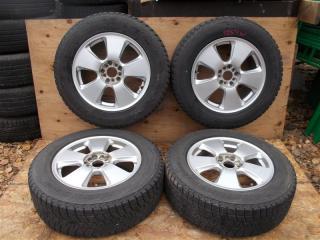 Комплект из 4-х Колесо R17 / 225 / 65 japan Bridgestone Blizzak DM-V1 5x114.3 лит. 43ET