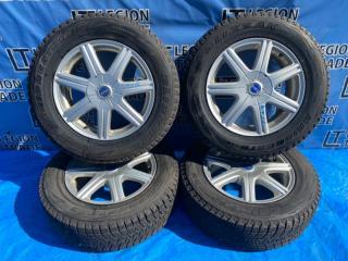 Комплект из 4-х Колесо R16 / 215 / 65 japan Bridgestone Blizzak DM-V1 5x100 лит.