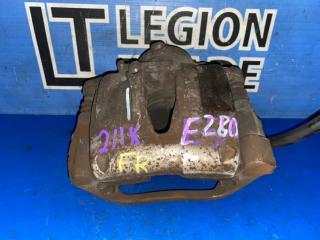 Запчасть тормозной суппорт передний правый MERCEDES-BENZ E280 23.06.2005