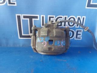 Тормозной суппорт передний левый NISSAN CUBE AZ10 контрактная