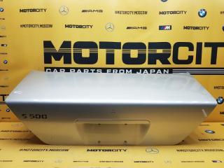 Крышка багажника Mercedes-Benz W140 M104.994 3.2 контрактная