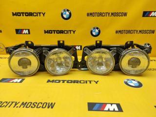 Фары комплект передние BMW E34 M60B30 3.0 контрактная