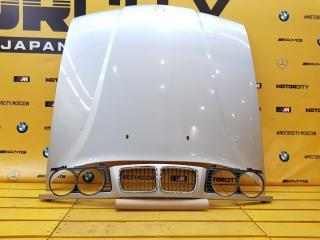 Капот BMW E34 M60B30 3.0 контрактная