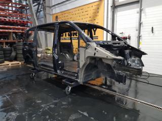 Кузов передний Mercedes-Benz W639 M112.951 3.2 контрактная