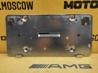 Рамка номера задняя Mercedes-Benz W140 M120.980 6.0 контрактная