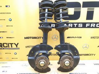 Амортизаторы комплект передние BMW E34 M60B30 3.0 контрактная