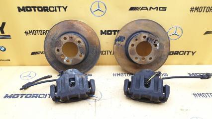 Тормозная система комплект передняя BMW E34 M50B25 2.5 контрактная