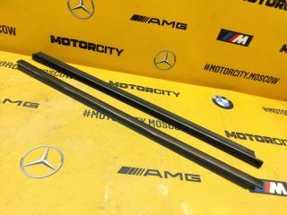 Молдинги дверей задние Mercedes-Benz W638 M104.900 2.8 контрактная