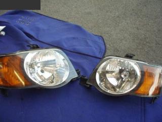 Запчасть фара левая Honda S-mx 1999