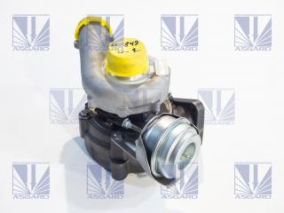 Запчасть турбина Saab Vectra 2002-