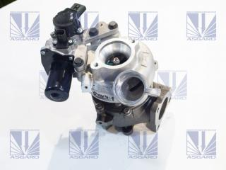 Запчасть турбина Toyota Land cruiser 2008-2012