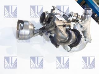 Запчасть турбина Mercedes Benz Sprinter 2010-2012