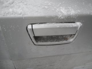 Ручка двери внешняя передняя правая ГАЗ 31105 2007