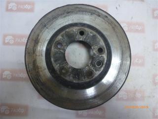 Запчасть диск тормозной передний правый Volkswagen Touareg 1 2002-2010
