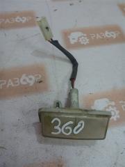 Запчасть подсветка заднего номера задняя FAW Vita 2009