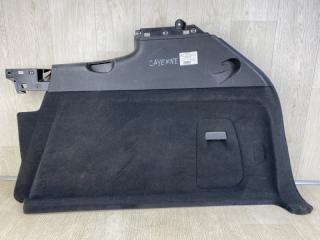 Запчасть обшивка багажника PORSCHE CAYENNE S HYBRID 2010
