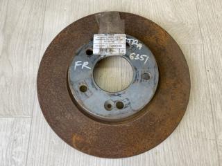 Запчасть тормозной диск передний HYUNDAI ELANTRA 2016